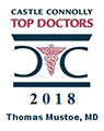 Castle Connolly Top Doctor 2018